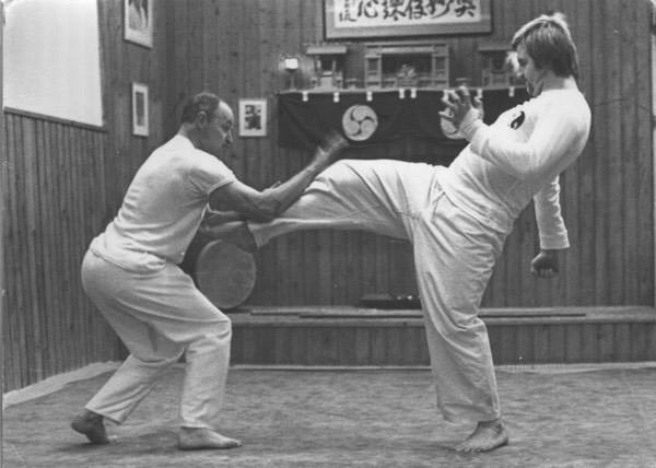 Ton van Heumen Shihan passed away