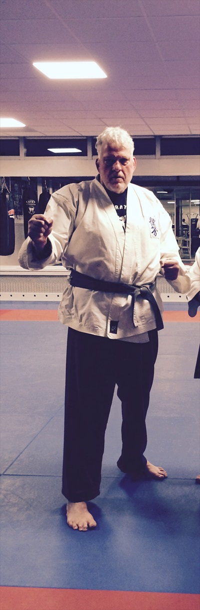 Chris Dolman 10th Dan Kyokushin Budokai All Round Fighting_1